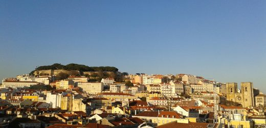 VALENTINE'S DAY, you will always have Lisbon