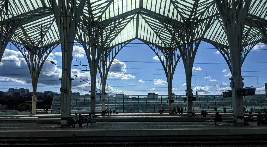 Gare do Oriente station