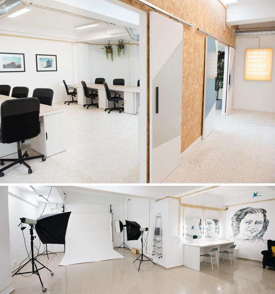 Forja Cowork Studio